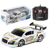 Машинка Drift Ready Racing White